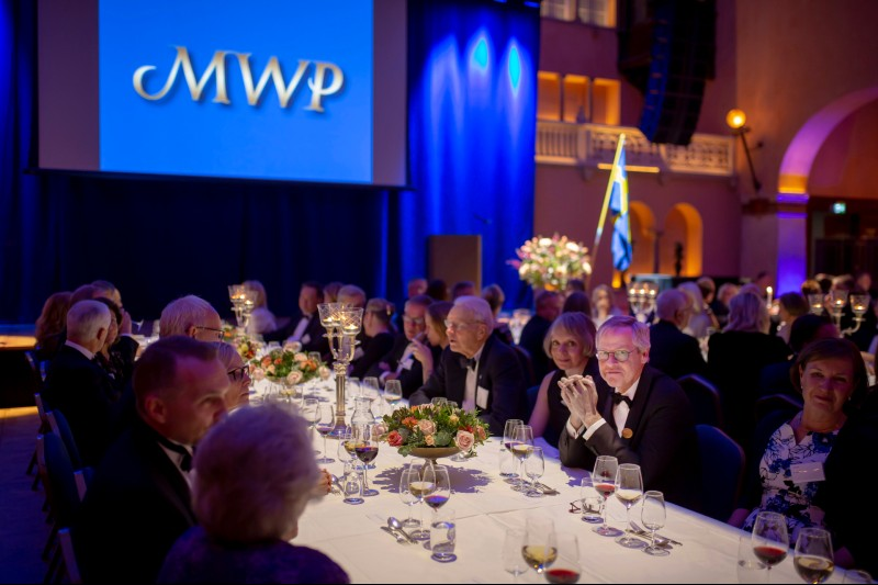 MWP prize awarding banquet